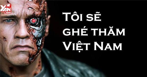 """""""Kẻ hủy diệt"""" cơ bắp gửi lời chào đến khán giả Việt"""