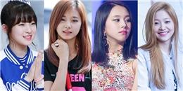 Dàn mỹ nhân 16 tuổi khiến fan Kpop