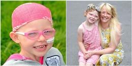 Hy hữu bé 6 tuổi chiến thắng bệnh ung thư tưởng không thể chữa