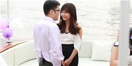 Làm mới bản thân, cô gái chủ động hẹn hò bạn trai lớn tuổi trên du thuyền