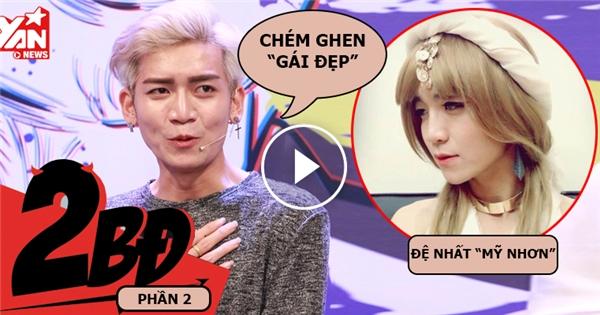 """[2BĐ] BB Trần gây sốc với cách """"chém ghen"""" ghê rợn nhất Việt Nam"""