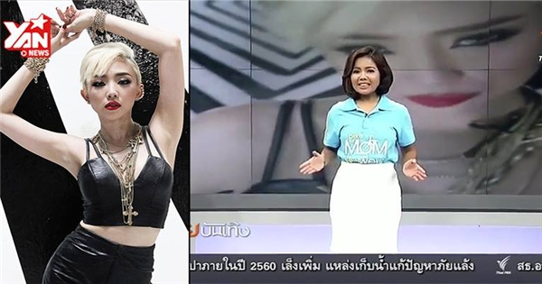 Tóc Tiên, Isaac, Bảo Thy... bất ngờ được truyền hình Thái khen ngợi hết lời