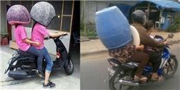 Những chiếc mũ bảo hiểm khiến bạn 'bá đạo' hơn khi đội ra đường