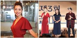 Jennifer Phạm gây ấn tượng đẹp với khán giả Hàn Quốc