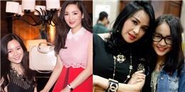 Những cô con gái là bản sao hoàn hảo của mĩ nhân Việt
