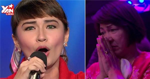 Giọng hát thiên thần khiến cả châu Á ngỡ ngàng