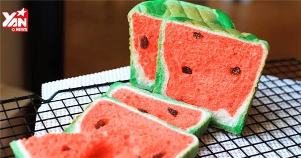 Bí quyết làm bánh dưa hấu ngon không thể cưỡng