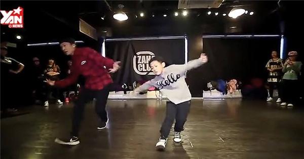 """Nhóc tì cover """"hit bự"""" của Big Bang thu hút triệu lượt xem"""