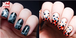 Những kiểu sơn móng tay đẹp ảo diệu chưa từng thấy