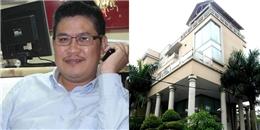 Phước Sang đã bị xiết nợ ngôi biệt thự sang trọng