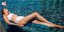 Gặp gỡ cô người mẫu có đôi chân dài nhất nước Mỹ