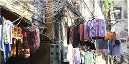Bị điện giật khi phơi quần áo tại sân nhà, 3 người tử vong