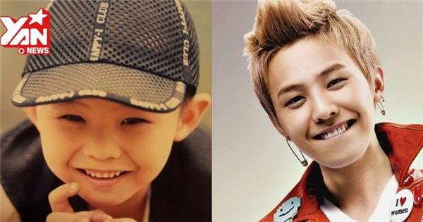 """""""Choáng"""" với phong thái ngôi sao của G-Dragon năm 7 tuổi"""