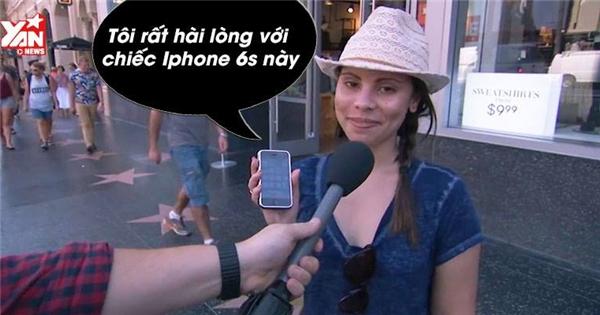 Cười thả ga với trò chơi khăm giả iPhone 6S