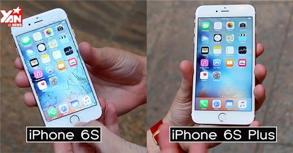 Vừa ra mắt, iPhone 6S đã bị thử nghiệm tàn bạo