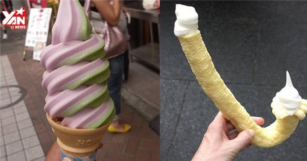 360 độ các món kem ngon và độc đáo nhất thế giới