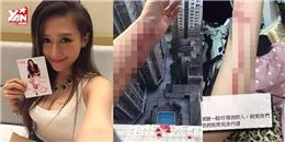 Người mẫu Hồng Kông tự tử vì hình khỏa thân bị rao bán