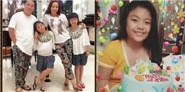 Thúy Hạnh - Minh Khang mừng sinh nhật con gái... trên giường ngủ