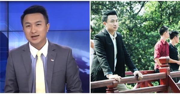 """MC Việt Phong - """"làn gió phương Nam"""" trên sóng truyền hình VTV"""