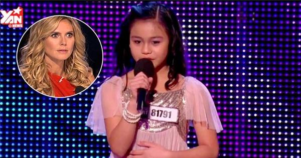 Bé gái với giọng hát diva khiến người nghe há hốc mồm