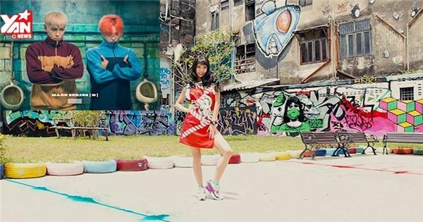 """Hot girl Thái đốn tim fan khi cover vũ đạo """"hit"""" của Big Bang"""