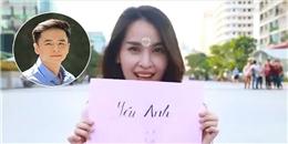Tú Vi tung clip 'bật mí' chặng đường yêu Văn Anh siêu ngọt ngào