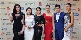 Diệu Huyền, Vương Thu Phương rạng rỡ mừng sinh nhật TVB