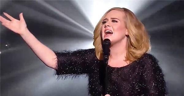 Adele - Hello (Live at NRJ Awards)