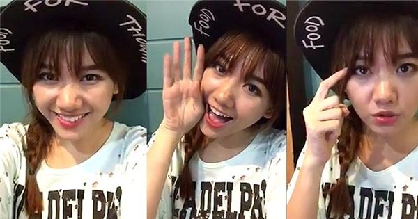 """Fan """"đổ rần rần"""" vì Hari Won bất ngờ cover """"hit"""" Đông Nhi"""