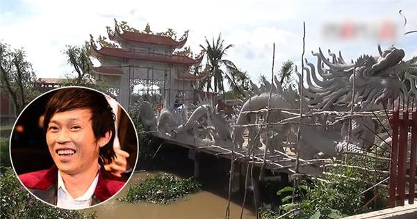 Cận cảnh nhà thờ tổ nghiệp tiền tỉ của danh hài Hoài Linh