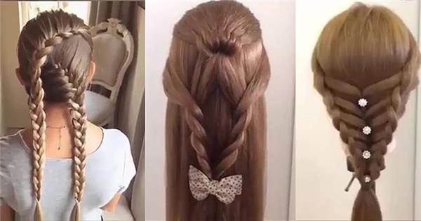 Những kiểu tóc đẹp đến