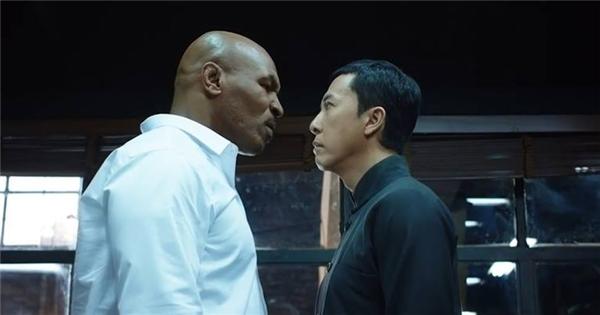"""Diệp Vấn 3 tung """"teaser"""" kịch tính, quyết đấu với Mike Tyson"""