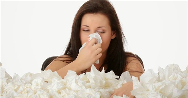 Bỏ túi bí quyết ngăn cơn sổ mũi tức thì