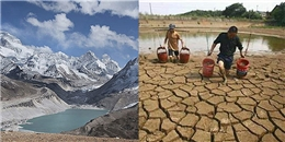 Băng Tây Tạng tan đe dọa sự sống hàng-tỉ-người, trong đó có Việt Nam