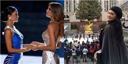 Tân Hoa hậu Hoàn vũ gửi lời tới Hoa hậu Colombia và antifan