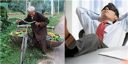 Có một thế hệ người Việt càng trẻ càng lười