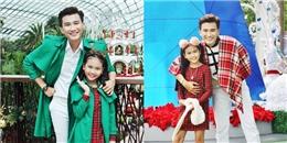 Chí Thiện – Bảo An rộn ràng đón Giáng sinh siêu đẹp ở Singapore