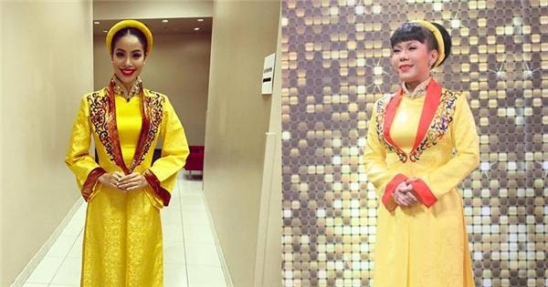 Việt Hương hóa Phạm Hương dự thi hoa hậu khiến khán giả cười ngất