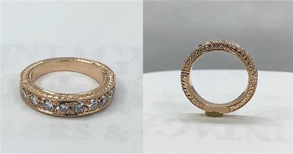Cận cảnh quá trình ra đời một chiếc nhẫn kim cương tiền tỉ