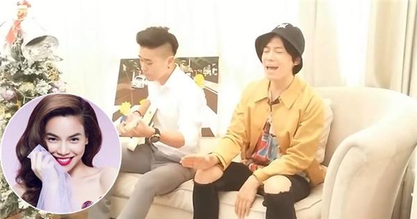"""Mê Hồ Ngọc Hà, hot boy Hàn Quốc cover """"Tội lỗi"""" dành tặng thần tượng"""