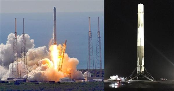 Thành tựu mới của ngành hàng không vũ trụ khiến thế giới mừng rỡ