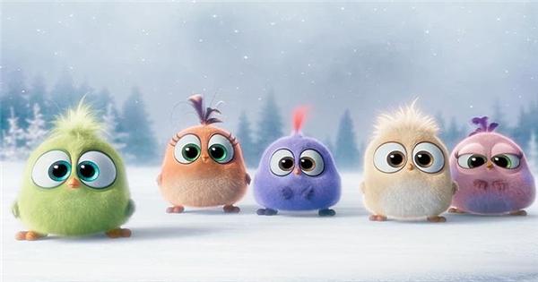 Angry Birds hát mừng Giáng sinh cực dễ thương