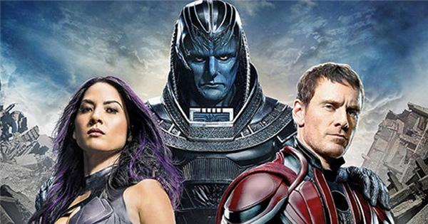 """X-men: Apocalypse"" tung trailer ""khủng"" khiến fan ""chết ngất"""