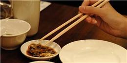 Sau bao lâu dùng thì nên thay đũa ăn một lần?