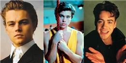 Thời trai trẻ của 16 'nam thần quyền lực' Hollywood