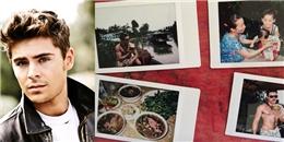 Zac Efron bất ngờ dành những lời khen 'có cánh' cho Việt Nam