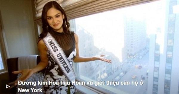 Căn hộ cao cấp ở New York của tân Hoa hậu Hoàn vũ