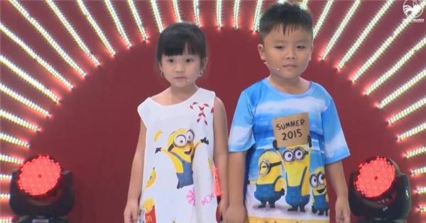 Cặp đôi Minion quyết tâm chinh phục Trấn Thành - Việt Hương
