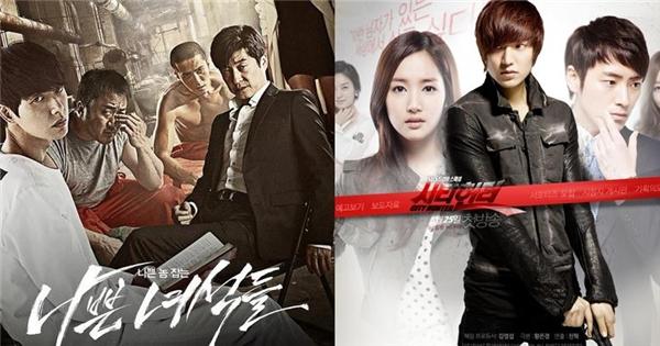 Top 10 siêu phẩm hành động bạn không thể bỏ qua của màn ảnh Hàn
