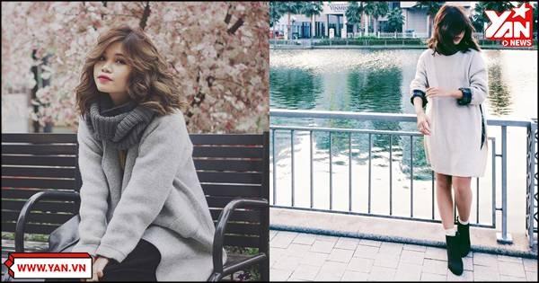 Gặp mặt nữ sinh trường báo xinh đẹp và chụp ảnh cực
